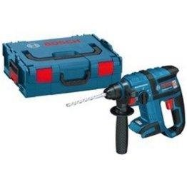 Bosch Akku-Bohrhammer mit Meißelfunktion GBH 18 V-EC SOLO in der L-Boxx Gr. 2 mit Einlage -