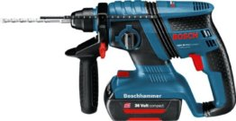 Bosch Professional 0611903R02 GBH 36 V-LI Compact Akkubohrhammer -