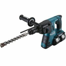 Makita Akku-Bohrhammer für SDS-Plus 2 x 18 V, ohne Akku und Ladegerät, DHR264Z -
