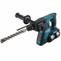 Makita Akku-Bohrhammer für SDS-Plus 2 x 18 V, ohne Akku und Ladegerät, DHR263Z -