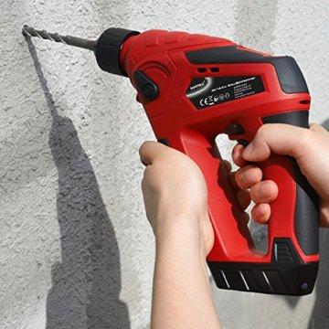 Matrix Akkubohrhammer, 120200390 -